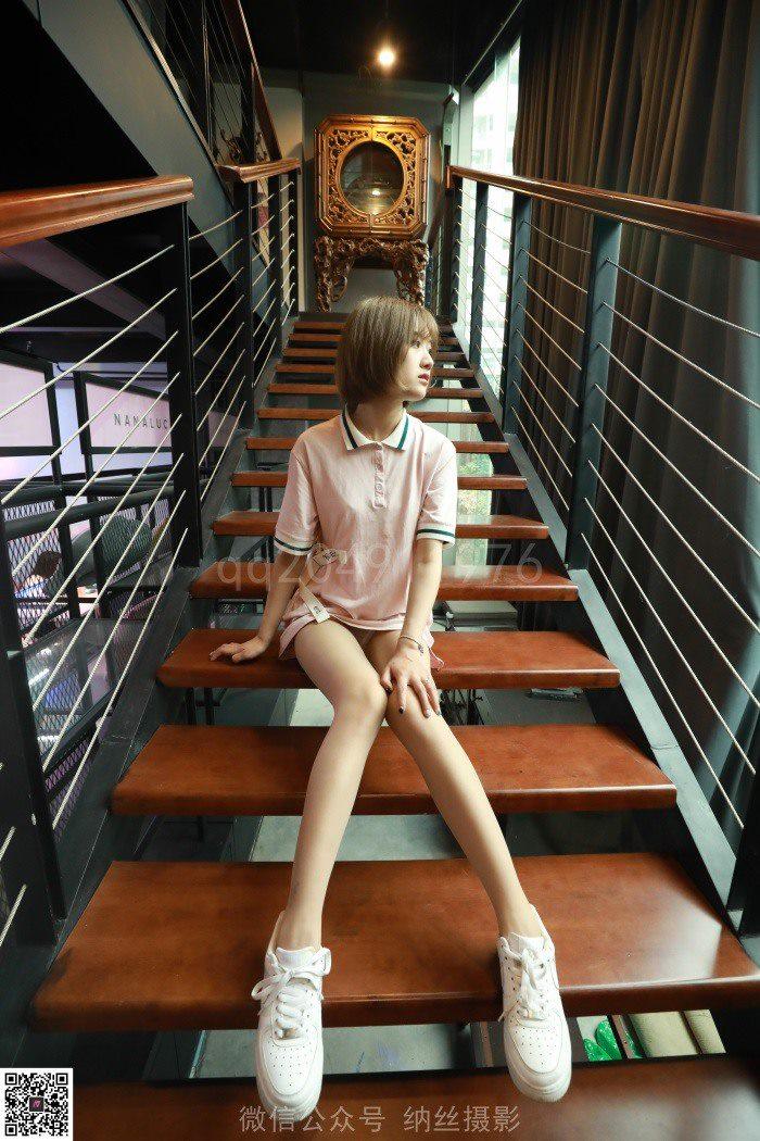 [NS纳丝摄影]NS纳丝摄影 NO137 美研 网红物的长腿丝袜[94P/228M]